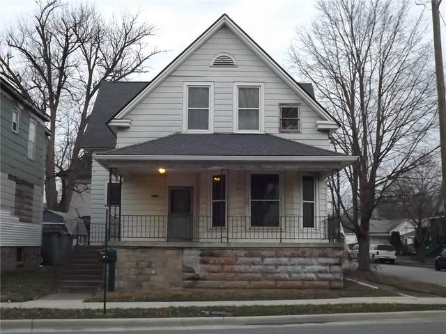 1028 S Harrison Street, Shelbyville, IN 46176 (MLS #21694430) :: Mike Price Realty Team - RE/MAX Centerstone
