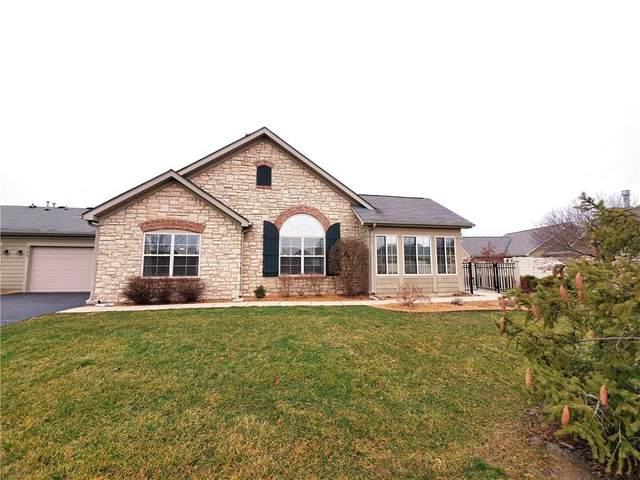509 Bridgestone Drive, Mooresville, IN 46158 (MLS #21694431) :: Mike Price Realty Team - RE/MAX Centerstone