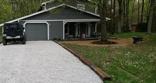 403 W Black Foot Trail, Greensburg, IN 47240 (MLS #21694464) :: The Indy Property Source