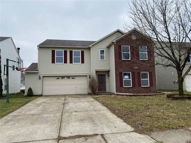 5686 N Jamestown Drive, Mccordsville, IN 46055 (MLS #21694511) :: The Indy Property Source