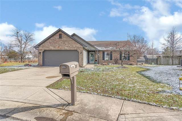 21 Kristelli Court, Brownsburg, IN 46112 (MLS #21694521) :: Mike Price Realty Team - RE/MAX Centerstone