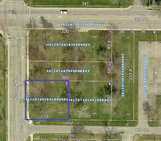 0 Nursery Road, Anderson, IN 46012 (MLS #21694528) :: JM Realty Associates, Inc.