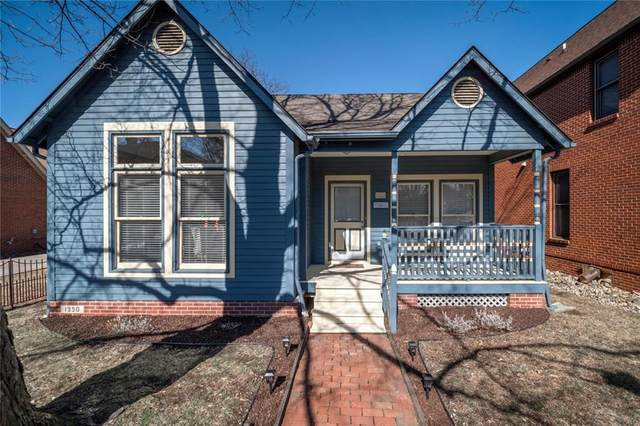 608 E 9th Street, Indianapolis, IN 46202 (MLS #21694569) :: HergGroup Indianapolis