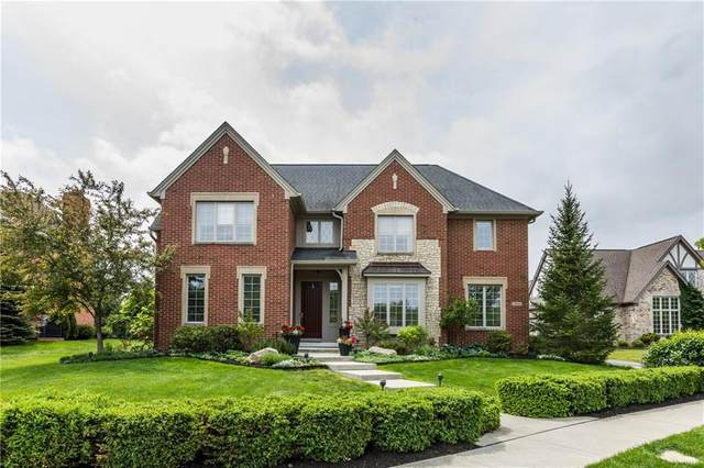 7669 Carriage House Way, Zionsville, IN 46077 (MLS #21694690) :: AR/haus Group Realty