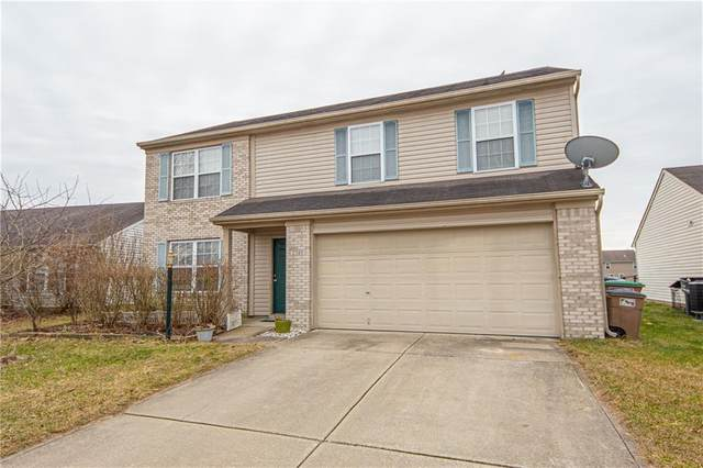 2389 Orchard Creek Dr, Columbus, IN 47201 (MLS #21694721) :: Richwine Elite Group