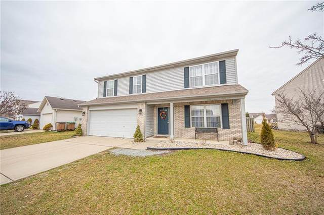 2374 Orchard Creek Dr, Columbus, IN 47201 (MLS #21694739) :: Richwine Elite Group