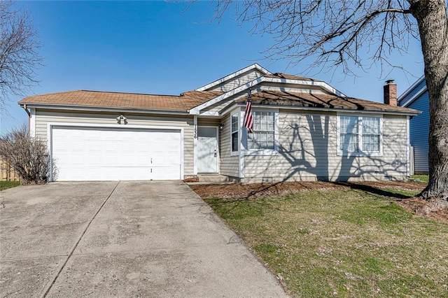 1536 Chase Boulevard, Greenwood, IN 46142 (MLS #21694744) :: Heard Real Estate Team | eXp Realty, LLC