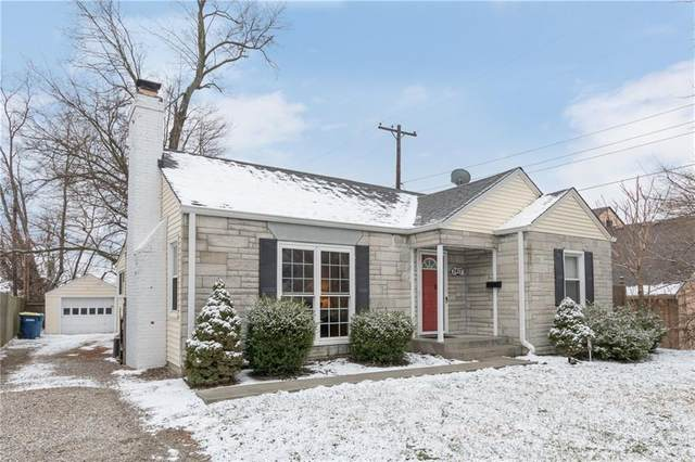 2417 Northview Avenue, Indianapolis, IN 46220 (MLS #21694753) :: Richwine Elite Group
