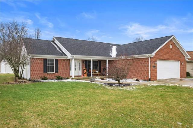 107 W Lexi Lane, Parker City, IN 47368 (MLS #21694761) :: The ORR Home Selling Team