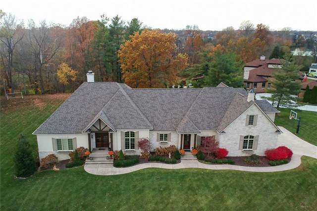 11628 Willow Springs Drive, Zionsville, IN 46077 (MLS #21694773) :: Richwine Elite Group