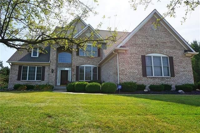 10599 Huntersfield Dr, Carmel, IN 46032 (MLS #21694804) :: Heard Real Estate Team | eXp Realty, LLC