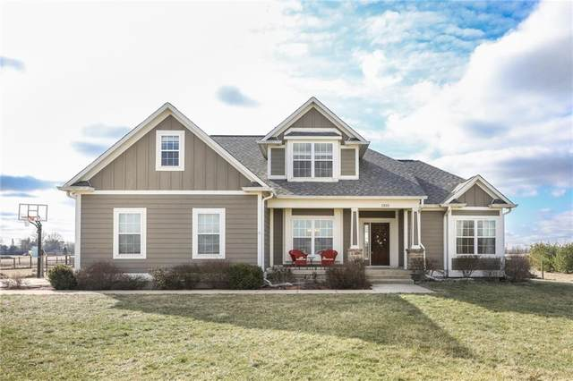1325 E County Road 900 N, Pittsboro, IN 46167 (MLS #21694838) :: The Indy Property Source