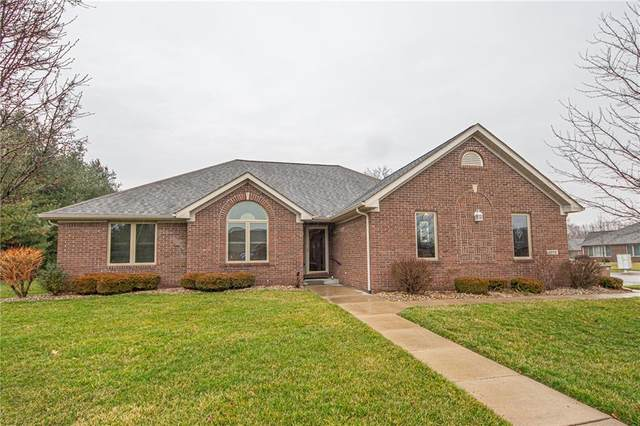 5098 Countess Drive, Columbus, IN 47203 (MLS #21694879) :: Mike Price Realty Team - RE/MAX Centerstone