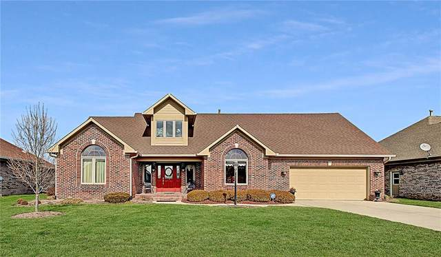 1524 Shannon Lakes Drive, Indianapolis, IN 46217 (MLS #21694884) :: Richwine Elite Group