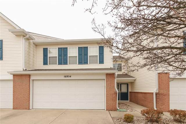 16954 Fulton Place, Westfield, IN 46074 (MLS #21694909) :: The ORR Home Selling Team