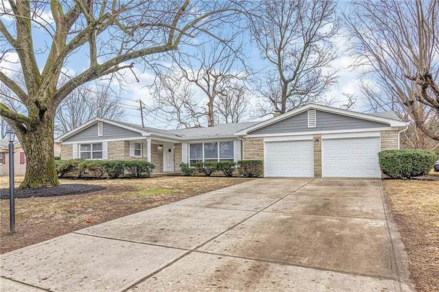 3320 W 62nd Place, Indianapolis, IN 46228 (MLS #21694910) :: Mike Price Realty Team - RE/MAX Centerstone