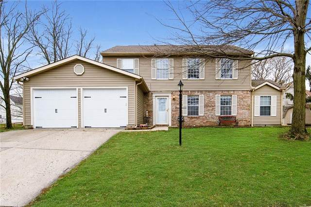 12586 Wolford Place, Fishers, IN 46038 (MLS #21694920) :: The Indy Property Source