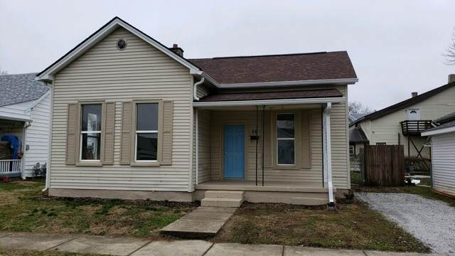 10 Maple Street, Shelbyville, IN 46176 (MLS #21694922) :: Mike Price Realty Team - RE/MAX Centerstone