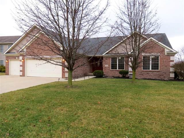 2795 Lupine Court, Columbus, IN 47201 (MLS #21694932) :: Richwine Elite Group