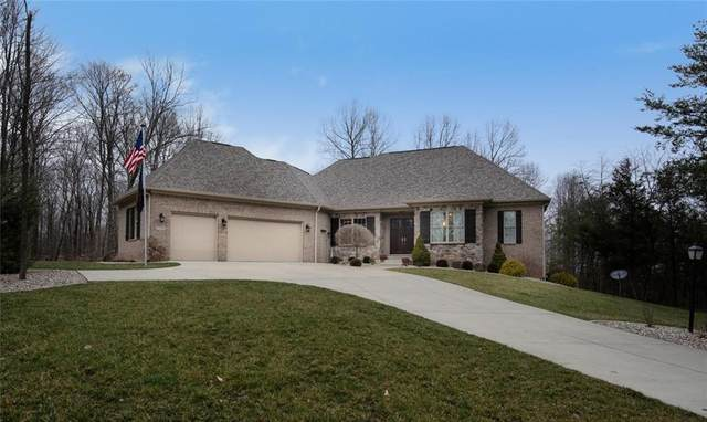 765 E Alexis Way, Bloomington, IN 47401 (MLS #21694941) :: AR/haus Group Realty