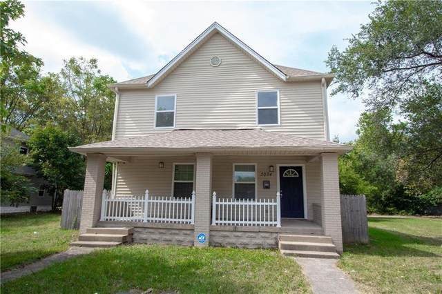 3034 Central Avenue, Indianapolis, IN 46205 (MLS #21694948) :: Richwine Elite Group