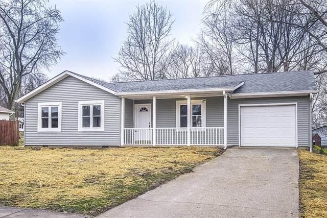 3712 W Indian Creek Drive, Bloomington, IN 47403 (MLS #21694955) :: Richwine Elite Group
