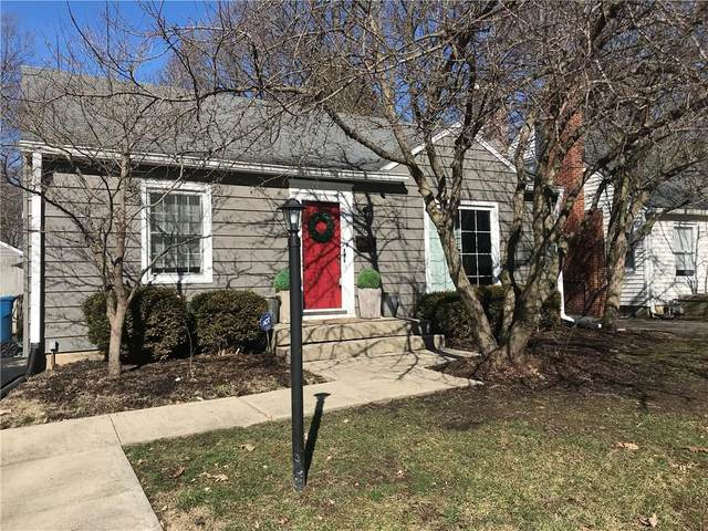 2606 Mcleay Drive, Indianapolis, IN 46220 (MLS #21694972) :: Mike Price Realty Team - RE/MAX Centerstone