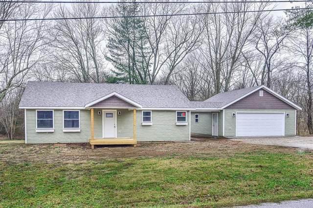 4610 S Walnut Street Pike, Bloomington, IN 47401 (MLS #21694977) :: Richwine Elite Group