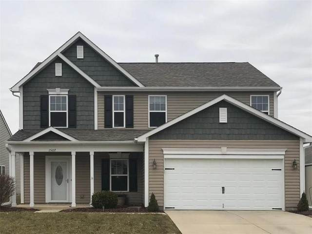 1507 Clear Vista Drive, Lebanon, IN 46052 (MLS #21694985) :: Mike Price Realty Team - RE/MAX Centerstone