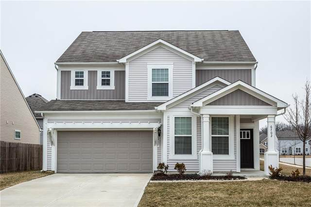 6702 Shooting Star Drive, Whitestown, IN 46075 (MLS #21694991) :: Mike Price Realty Team - RE/MAX Centerstone