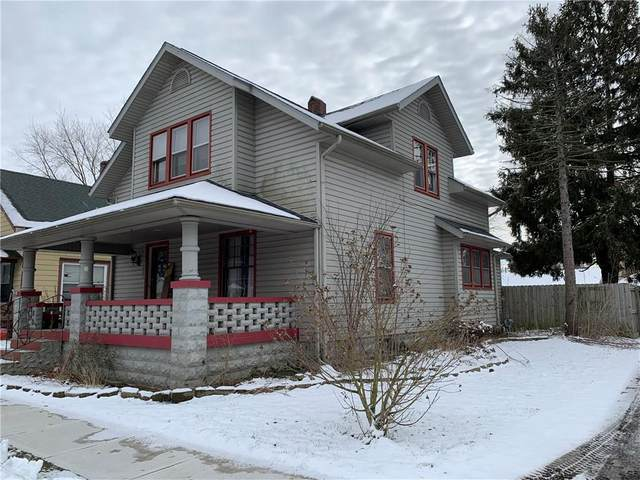 207 E Washington Street, Roachdale, IN 46172 (MLS #21695005) :: Mike Price Realty Team - RE/MAX Centerstone