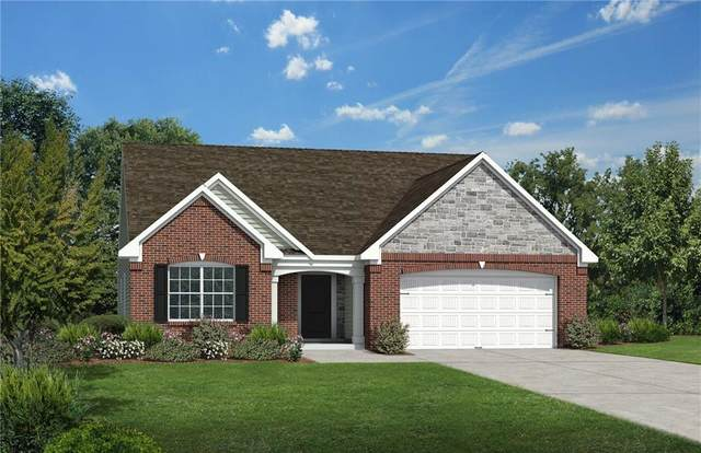 2667 Anchusa Drive, Plainfield, IN 46168 (MLS #21695017) :: The Indy Property Source