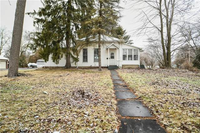 733 E Seminary Street, Greencastle, IN 46135 (MLS #21695020) :: The Indy Property Source