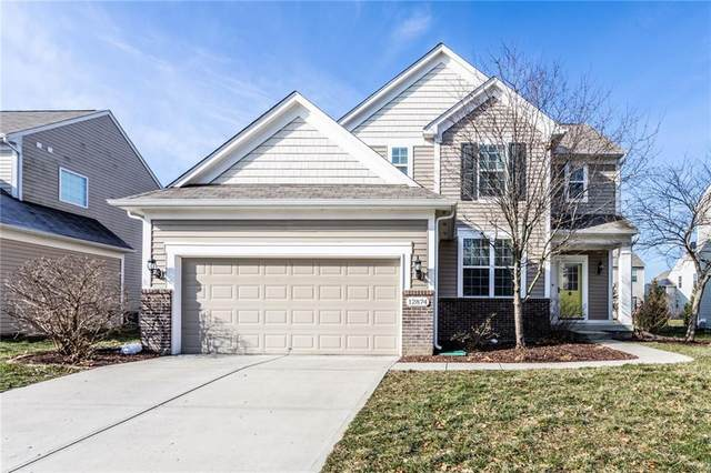 12874 Thames Drive, Fishers, IN 46037 (MLS #21695059) :: Richwine Elite Group