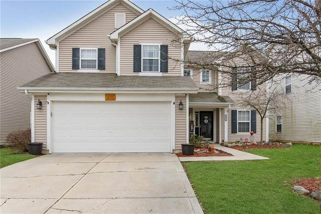14835 War Emblem Drive, Noblesville, IN 46060 (MLS #21695107) :: Mike Price Realty Team - RE/MAX Centerstone