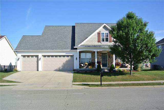 932 Burgess Hill Pass, Westfield, IN 46074 (MLS #21695127) :: The Evelo Team