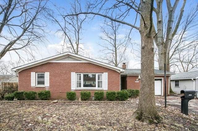 4818 Atwell Drive, Lawrence, IN 46226 (MLS #21695128) :: Richwine Elite Group