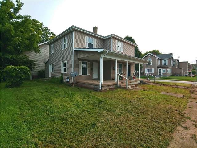 128 E Taylor, Shelbyville, IN 46176 (MLS #21695136) :: Mike Price Realty Team - RE/MAX Centerstone