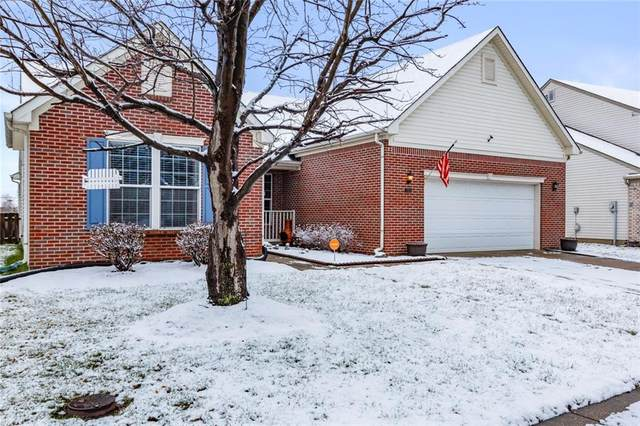 7308 Sycamore Run Drive, Indianapolis, IN 46237 (MLS #21695143) :: AR/haus Group Realty