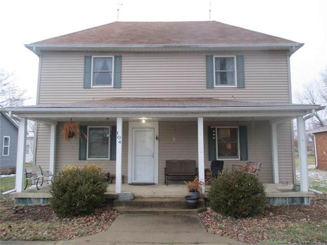 104 E Pine Street, New Market, IN 47965 (MLS #21695148) :: HergGroup Indianapolis