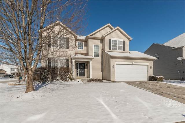 14362 Leland Muse, Fishers, IN 46037 (MLS #21695150) :: Richwine Elite Group