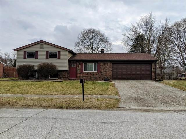 8619 Mosey Manor, Indianapolis, IN 46231 (MLS #21695171) :: Mike Price Realty Team - RE/MAX Centerstone