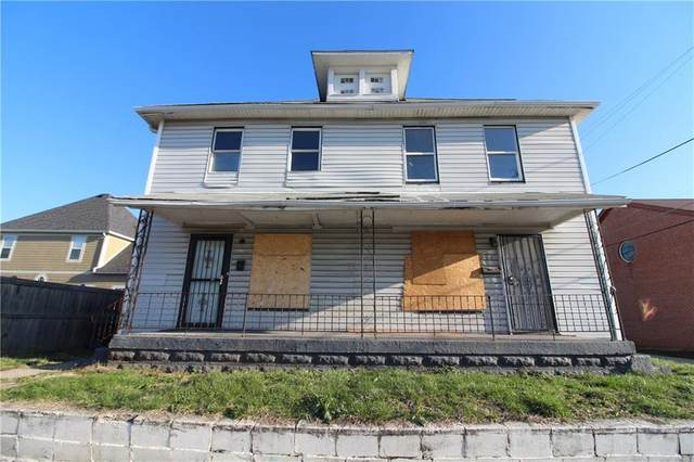914 E 25th Street, Indianapolis, IN 46205 (MLS #21695182) :: AR/haus Group Realty