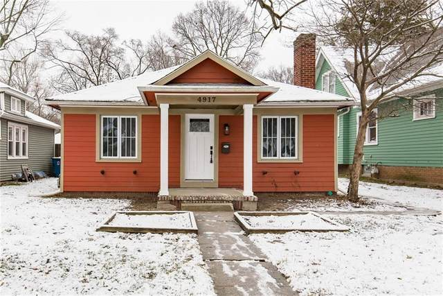 4917 Guilford Avenue, Indianapolis, IN 46205 (MLS #21695266) :: Richwine Elite Group