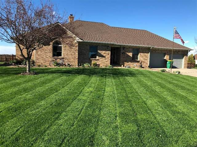 2425 Travis Drive, Lebanon, IN 46052 (MLS #21695270) :: Mike Price Realty Team - RE/MAX Centerstone