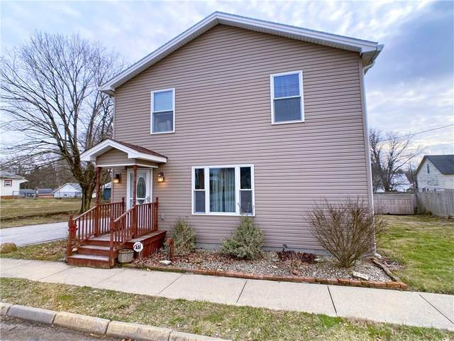 701 S 2nd Street, Lewisville, IN 47352 (MLS #21695284) :: The Indy Property Source