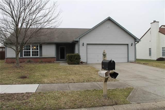8488 Inland Drive, Avon, IN 46123 (MLS #21695294) :: Heard Real Estate Team | eXp Realty, LLC