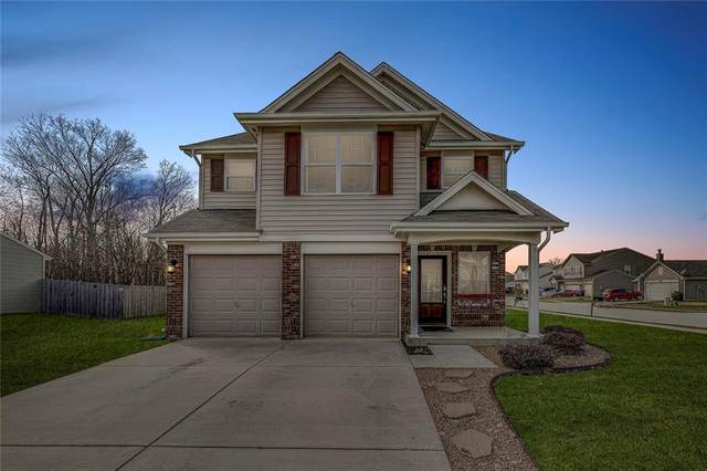 2602 Harshaw Court, Indianapolis, IN 46239 (MLS #21695295) :: Mike Price Realty Team - RE/MAX Centerstone