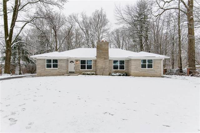 7810 Windcombe Boulevard, Indianapolis, IN 46240 (MLS #21695299) :: Mike Price Realty Team - RE/MAX Centerstone