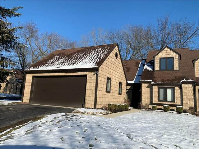 9667 N Highgate Circle, Indianapolis, IN 46250 (MLS #21695303) :: Mike Price Realty Team - RE/MAX Centerstone